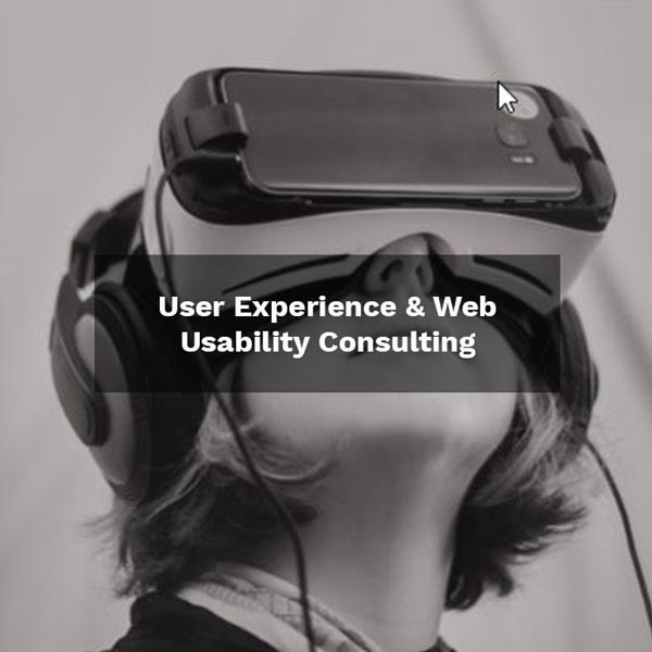User Experience & Web Usability Consulting